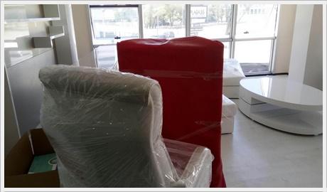 Siteler ofis taşımacılığı